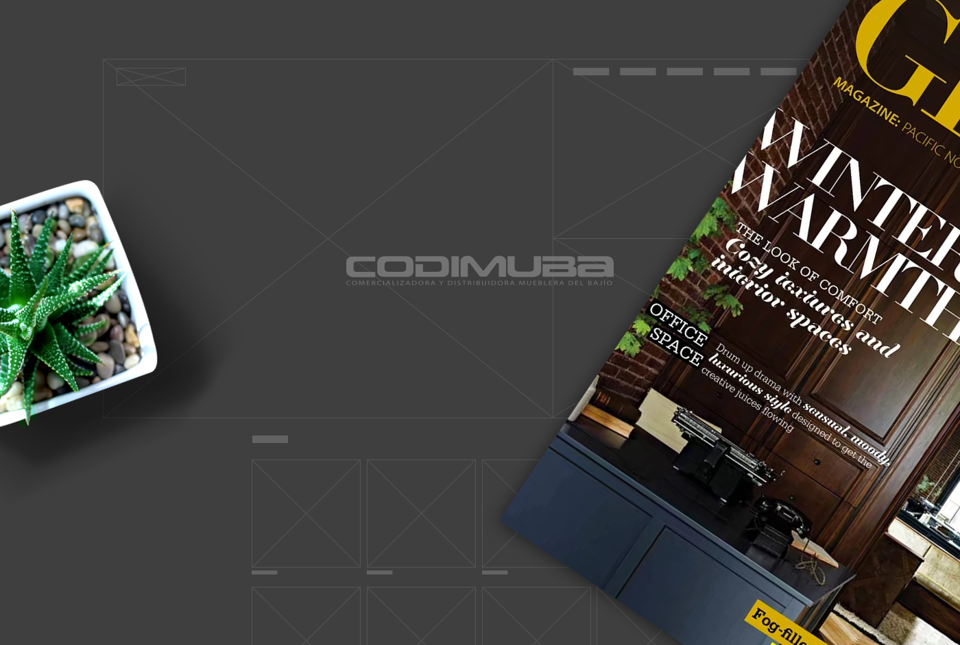 codimuba behance wireframes