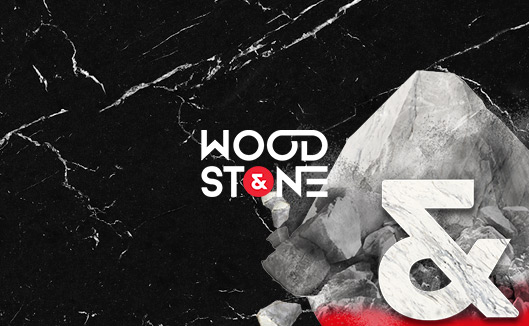 web development project wood and stone